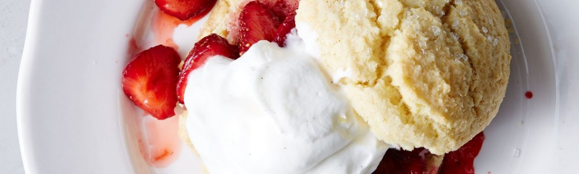 Strawberry Shortcake – Thursday May 9, 2019